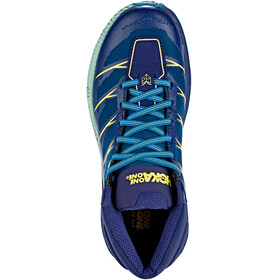 Hoka One One Speedgoat Mid Wp Running Shoes Women Seaport/Medieval Blue